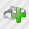 Icon Handcuffs Add Image