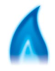 Nat Gas Flame Image