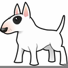 Clipart English Bull Terrier Image