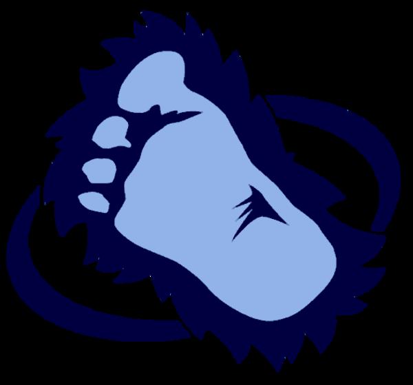 bigfoot cut free images at clker com vector clip art online rh clker com
