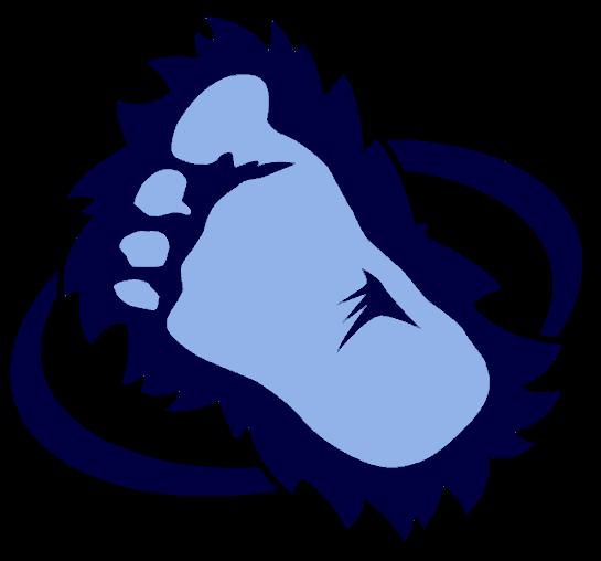 bigfoot outline - photo #27