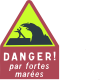 Danger High Waves Clip Art