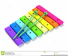 Xylophone Clipart Image