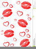 Hugs And Kisses Clipart Image