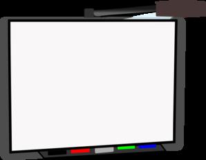 small smart board blank clip art at clker com vector Chair Clip Art smartboard clipart