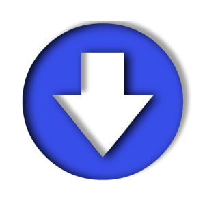 Blue Arrow Down Image