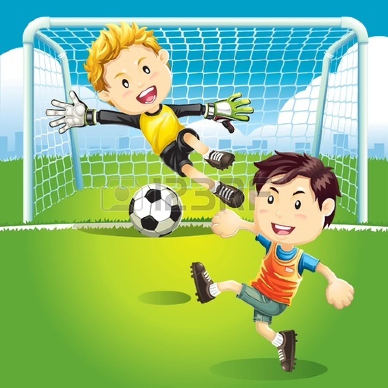 To The A Football Match | Free Images at Clker.com - vector clip art ...