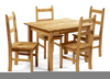 Clipart Dining Room Set Image