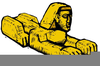 Great Sphinx Clipart Image