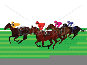 Horse Race Track Clipart Free Images At Clker Com Vector Clip Art Online Royalty Free Public Domain