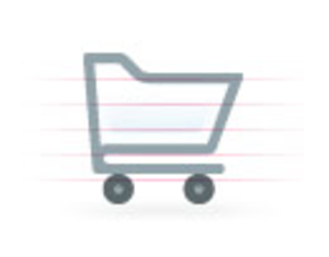 Blockie Shopping Cart Image