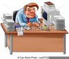 Free Clipart Office Worker Image