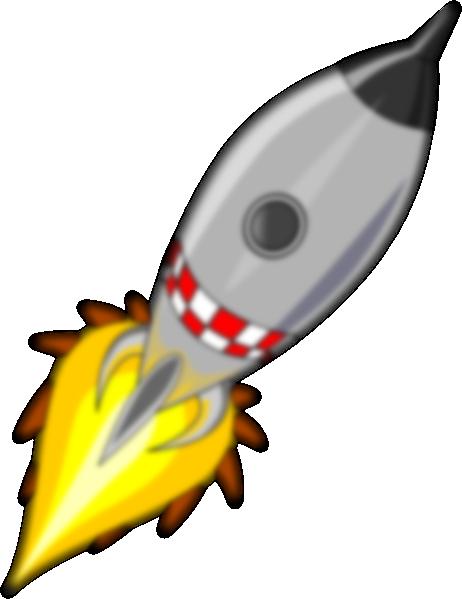 space rocket clip art - photo #50