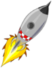 My Rocket Clip Art