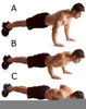 Training Push Ups Image