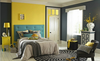 Yellow Accent Wall Image