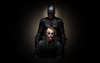 Wallpaper Batman Joker Dark The Dark Knight Image