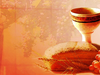 Communion Wallpaper Free Image
