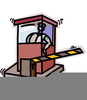 Toll Booth Clipart Image