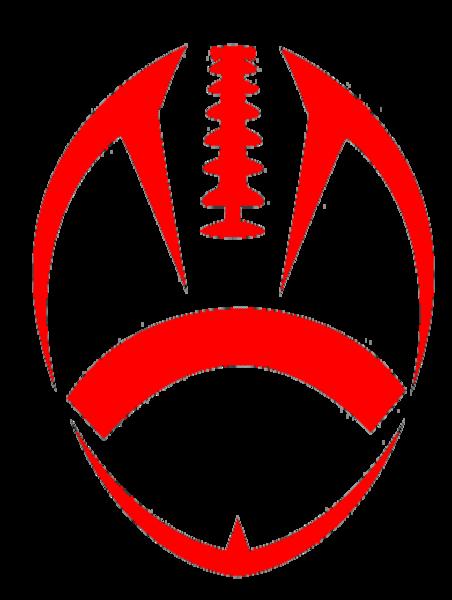 football heart clipart - photo #12