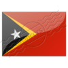 Flag East Timor 7 Image