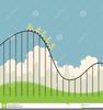 Clipart Free Roller Coaster Image