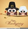 Happy Thanksgiving Day Clipart Image