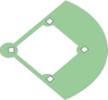 Green Baseball Field Image