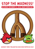 Shot At Peace With Angry Birds Image