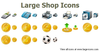 Large Shop Icons Image