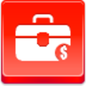 Free Red Button Icons Bookkeeping Image
