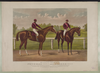 Mr. August Belmont S Potomac [hamilton Up] And Masher [bergen Up]: By St. Blaise, Dam Susquehanna By Lexington By The Ill Used. Dam Magnetism By Kingfisher Image
