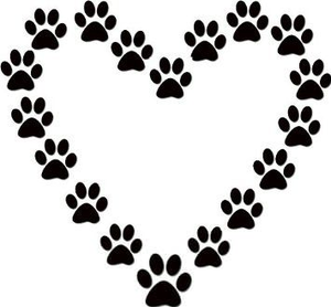 free dog paw print clipart free images at clker com vector clip rh clker com dog feet clip art dog paw clip art free download