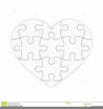Clipart Jigsaw Puzzle Image