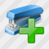 Icon Stapler Add Image