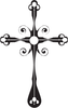Vector Gothic Cross By Turyimaging D Hfcqa Image