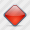 Icon Diamond Red 1 Image