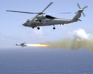 Agm-119 Missile Launch Image