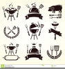 Free Grilling Clipart Image