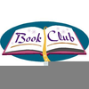 Book Club Clipart Free Image