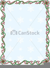 Line Art Borders Clipart Free Image