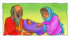 Clipart Religious Sarah Abraham And Baby Image