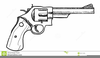 Revolver Drawing Image
