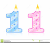 Royalty Free Birthday Clipart Image