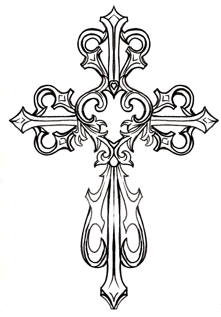 Cross Free Images At Clkercom Vector Clip Art Online Royalty