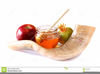Apple And Honey Clipart Image