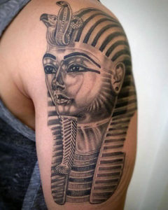 King Tut Tattoo | Free Images at Clker.com - vector clip art ...