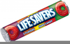 Lifesavers Candy Clipart Image