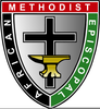 Episcopal Church Shield Clipart Image