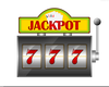 Animated Slot Machines Clipart Image